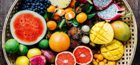 Mevsim Meyveleri